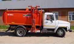 Коммаш КО-440-2. Продам мусоровоз КО-440-2 на шасси ГАЗ-3309