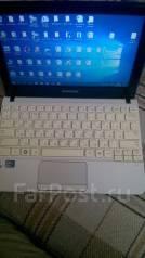 """Samsung NC110-A01. 10.1"""", 1,6ГГц, ОЗУ 2048 Мб, диск 250 Гб, WiFi, Bluetooth, аккумулятор на 6 ч."""
