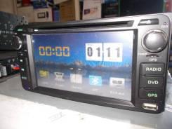 Магнитола. Toyota Corolla, CDE110, CDE120 Toyota Corolla Verso, CDE120 Toyota Avensis, CDT220, CDT250