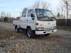 Toyota Toyoace. Продам грузовик 4вд дизельный, 2 800 куб. см., 1 250 кг.