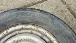 Пара колес 215/70R16 на грузовик Toyota DYNA Toyoae Hiace