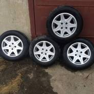 Продам комплект колес. x14 4x100.00