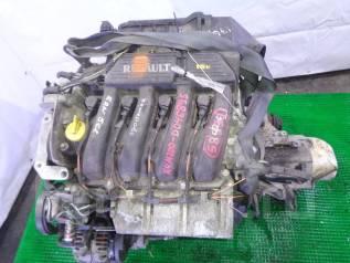 Двигатель в сборе. Renault Megane Двигатель F4RT