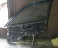Стекло боковое. Audi 80, 89/B3