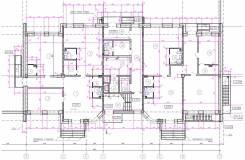 Продам нежилое помещение по ул. Плантационной д.9. Улица Плантационная 9, р-н Ж.Д. Вокзал, 160 кв.м. План помещения
