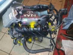 Двигатель в сборе. Toyota Corolla Fielder, NZE124 Двигатель 1NZFE