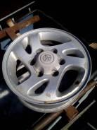 Toyota. 4.0x6.5, 6x139.70, ET-98, ЦО 40,0мм.