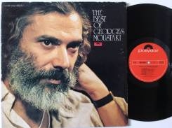 Жорж Мустаки / Georges Moustaki - THE BEST OF - JP LP 1974 ВСЕ ХИТЫ