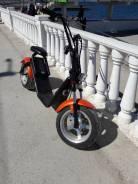 Harley-Davidson. 50 куб. см., исправен, без птс, без пробега