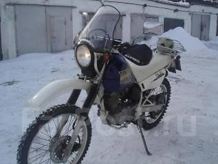 Suzuki Djebel 200. 200 куб. см., исправен, птс, с пробегом
