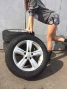 Литье на летней резине Bridgestoune R16 205/60. 6.5x16 5x110.00 ET41 ЦО 65,1мм.