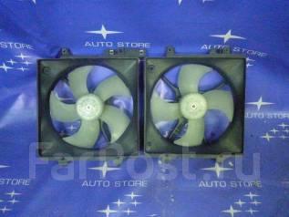 Вентилятор охлаждения радиатора. Subaru Legacy, BE5, BE9, BH5, BH9 Subaru Legacy B4, BE5, BE9 Двигатели: EJ20, EJ201, EJ202, EJ203, EJ204, EJ206, EJ20...