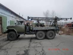 ЗИЛ 131. Продается буровая установка УГБ-1ВС На базе ЗиЛ -131, 6 000 куб. см., 11 685 кг.