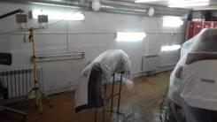 Боксы гаражные. улица Мельникайте 123Б, р-н Ленинский, 70 кв.м., электричество, подвал.