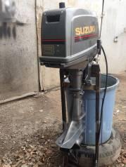 Suzuki. 8,00л.с., 2-тактный, бензиновый, нога S (381 мм), Год: 1996 год