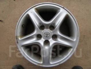 Toyota. 6.5x16, 5x114.30, ET35.5, ЦО 60,1мм.