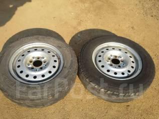Bridgestone. 6.0x15, 5x114.30, ET45, ЦО 72,0мм.