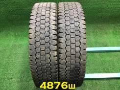 Bridgestone Blizzak W969. Зимние, без шипов, 2007 год, износ: 20%, 2 шт