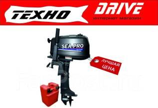 Лодочный мотор Sea-Pro т 5 s