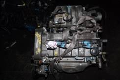 Двигатель в сборе. Mazda Premacy, CP8W Mazda Familia S-Wagon Mazda Familia Двигатель FP