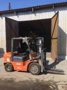 JAC. Погрузчик 3,5 т (модель CPCD 35) 2011, 3 500 кг.