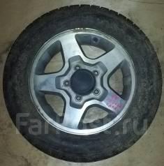 Продам комплект колёс 175/80 R16 (№49). x16 5x139.70 ЦО 108,0мм.