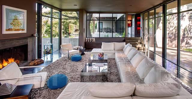 Дизайн интерьера класса люкс от soho architecture bureau Дизайн и
