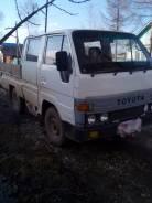 Toyota Toyoace. Продаётся рессорный грузовик тойота тойоайс, 1 812 куб. см., 1 225 кг.