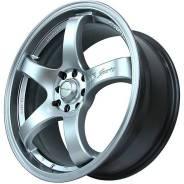 Sakura Wheels 391A. 8.0x18, 4x100.00, 4x114.30, ET38, ЦО 73,1мм.