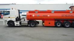 Камаз 5490. -S5 вместе с ППЦ, 11 967 куб. см., 18 600 кг.