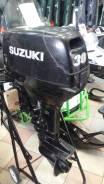 Suzuki. 30,00л.с., 2х тактный, бензин, нога S (381 мм), Год: 2014 год