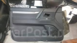 Обшивка двери. Mitsubishi Pajero, V83W, V80, V88W, V87W