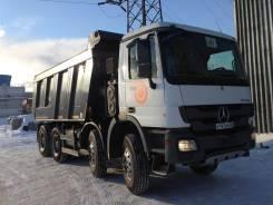 Mercedes-Benz Actros. Самосвал 4141K в Новосибирске, 14 000 куб. см., 33 000 кг.