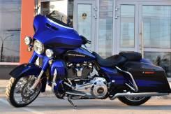 Harley-Davidson CVO Street Glide. 1 846 куб. см., исправен, птс, без пробега. Под заказ