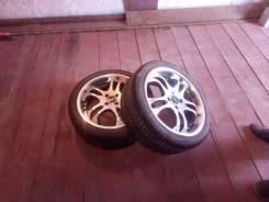 Продам или обменяю комплект колес R17. x17 4x100.00