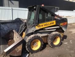 New Holland LS160. Продам минипогрузчик, 2 000 куб. см., 800 кг.