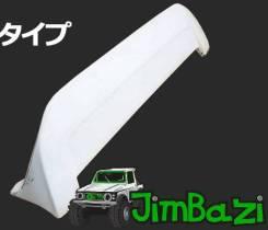 Спойлер. Suzuki Jimny, JB43, JB33W, JB23W, JB43W Suzuki Jimny Wide, JB33W, JB43W