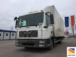 MAN TGL. 7 150 грузовой фургон, 4 580 куб. см., 2 590 кг.