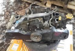 Двигатель в сборе. Subaru Forester Двигатель EJ201