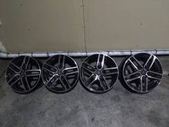 NZ Wheels F-12. 6.0x15, 4x100.00, ET48, ЦО 54,1 мм.
