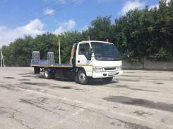 Isuzu Elf. Продам эвакуатор 4000 кг в Новосибирске, 4 800 куб. см., 3 500 кг.