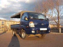 Kia Bongo. , 2 900 куб. см., 1 000 кг.