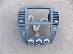 Блок управления климат-контролем. Nissan Bluebird Sylphy, KG11