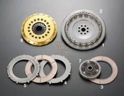 Сцепление. Nissan Silvia, PS13, S12, S13, S14, S15 Nissan Pulsar, FNN14, RNN14 Nissan Bluebird, HNU12 Двигатель SR20DET