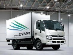 Toyota Dyna. 1993г. 3L Рефка