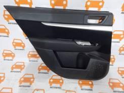 Обшивка двери задней левой Subaru Outback