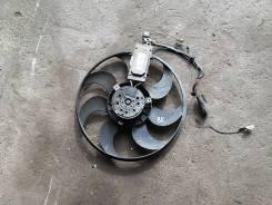 Вентилятор охлаждения радиатора. Mazda Axela, BK5P