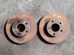 Диск тормозной. Mazda Axela, BK5P