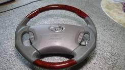 Руль. Toyota: Celsior, Alphard, Brevis, Aristo, Crown Majesta, Avensis, Camry, Avensis Verso, Avalon, Camry Gracia, Chaser, Corolla, Crown, Estima, Ga...