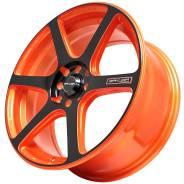 Sakura Wheels 3909. 7.5x17, 4x100.00, ET40, ЦО 73,1мм.